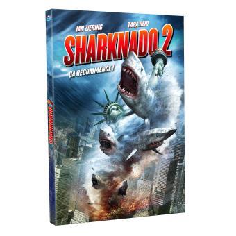 Sharknado 2 DVD