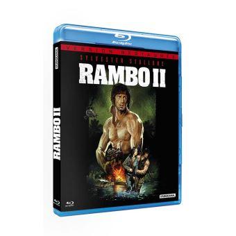 RamboRambo 2 : La mission Blu-ray