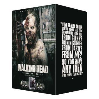The Walking DeadThe Walking Dead Saison 6 Edition ultime limitée Blu-ray
