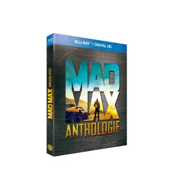 Mad MaxMad Max L'anthologie Blu-ray
