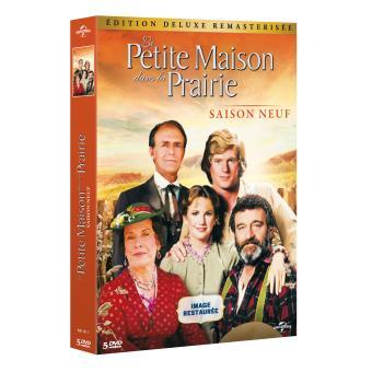 La Petite maison dans la prairieSaison 9 - DVD