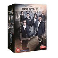Person of interest Saisons 1 à 5 DVD