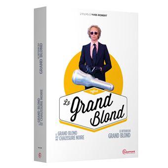 Coffret Le Grand blond 2 films DVD