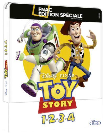 [Débats / BD] Les Blu-ray Disney en Steelbook - Page 14 Coffret-Toy-Story-L-integrale-Steelbook-Edition-Speciale-Fnac-Blu-ray