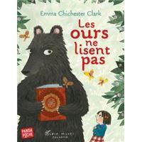 Les Ours ne lisent pas