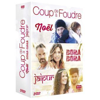 Coup de foudre àCoffret Coup de Foudre à 3 films DVD
