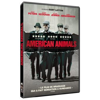 AMERICAN ANIMALS-FR