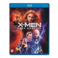 X-men: Dark phoenix-BIL-BLURAY