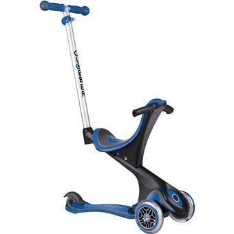 Step Globber Evo Comfort 5 in 1 Dark Blue