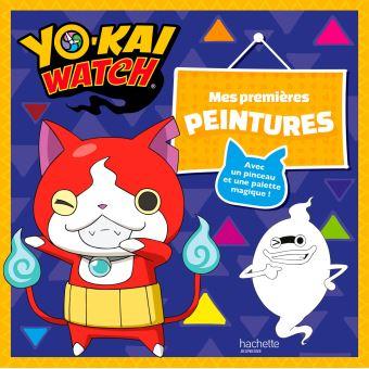 Yokaï WatchYo-Kaï Watch - Mes premières peintures