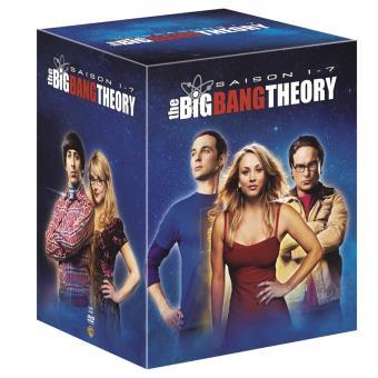 The Big Bang TheoryThe Big Bang Theory Saisons 1 à 7 DVD