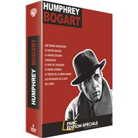 Coffret Humphrey Bogart 9 films DVD