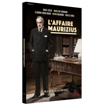 L'Affaire Maurizius DVD