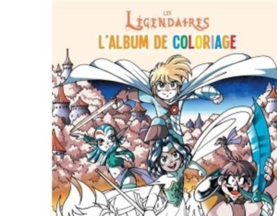 L'Album de coloriage