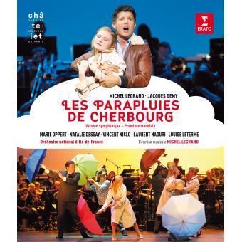 Les parapluies de Cherbourg Blu-ray
