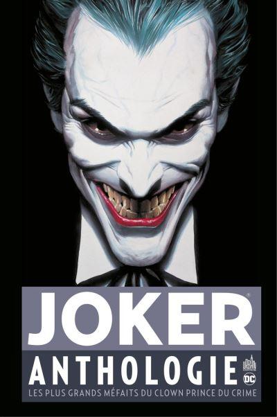 Joker Anthologie - Les plus grands méfaits du Clown Prince du crime - 9791026833109 - 9,99 €