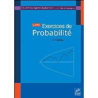 Probabilité (L3M1) : exercices corrigés