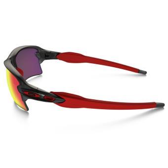 836e4df47361be -31€80 sur Lunettes de soleil Sport Vélo Oakley Flak 2.0 XL PRIZM Road  Noire et rouge - Lunettes - Equipements sportifs   fnac