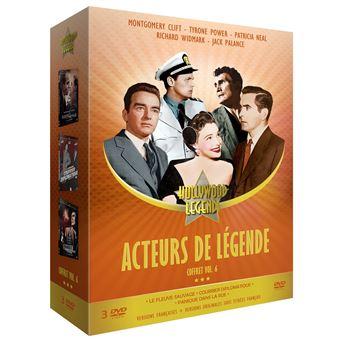 ACTEURS DE LEGENDE VOL 6 -FR