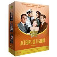 Coffret Acteurs de légende Volume 6 DVD