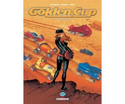 Golden Cup T6 - Le Truck infernal