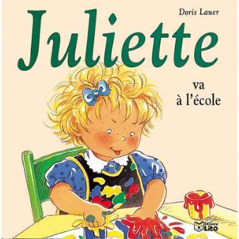 JulietteJuliette va à l'école