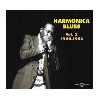 Harmonica Blues Vol.2..