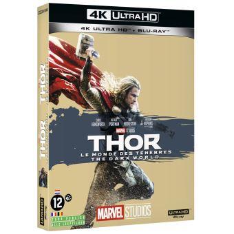 ThorThor : Le Monde des Ténèbres Blu-ray 4K Ultra HD