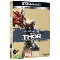 Thor : Le Monde des Ténèbres Blu-ray 4K Ultra HD