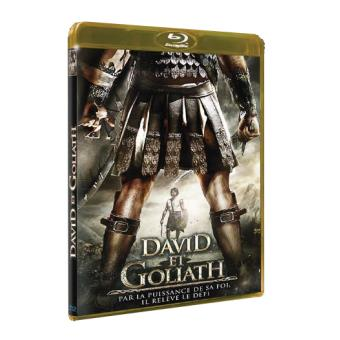 David et Goliath Blu-ray
