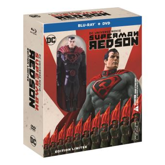 SupermanSuperman Red Son Combo Blu-ray DVD