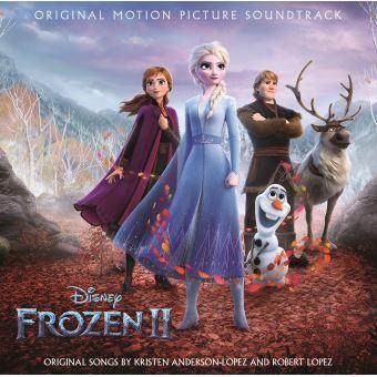 BSO Frozen 2 - Versão Original - CD