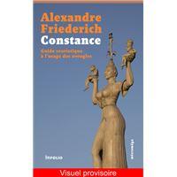 Constance. Guide touristique à l'usage des aveugles