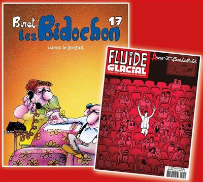 Les Bidochon - tome 17 + magazine anniversaire offert