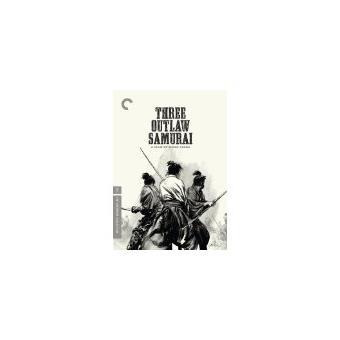 Trois samourai hors la loi/three outlaw samourai/ja/st g - DVD Zone 1