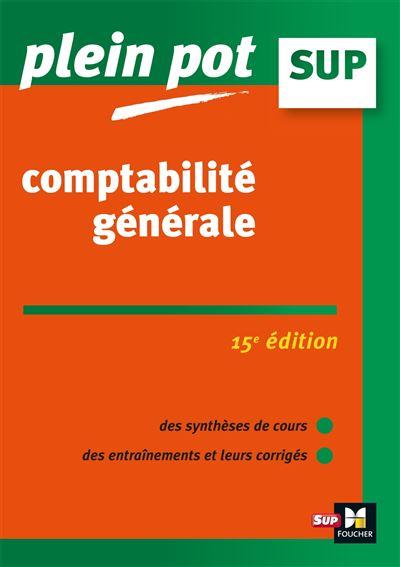 Comptabilité générale 14e édition - Plein Pot