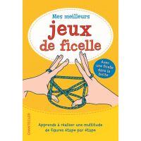 MES MEILLEURS JEUX DE FICELLE