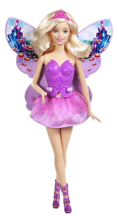 super cute online for sale purchase cheap Poupée Barbie Féerie 3 En 1 Mattel