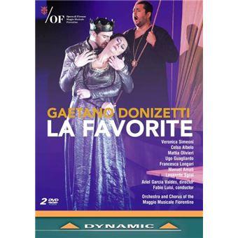 La Favorite DVD