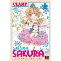 Clear Card Arc