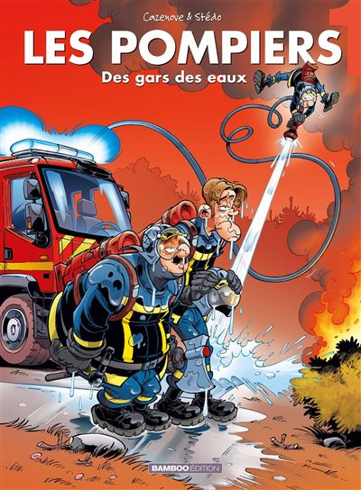 Les Pompiers - Des gars des eaux