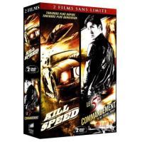 Kill Speed - Le 5ème commandement Coffret 2 DVD