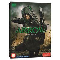 Arrow Saison 6 DVD