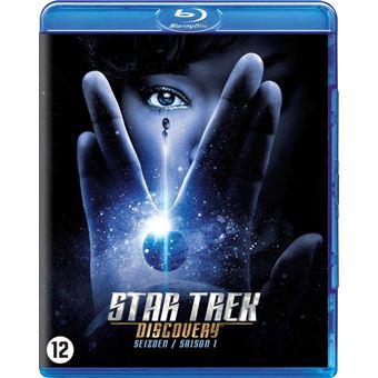 STAR TREK: DISCOVERY S1 -BIL-BLURAY