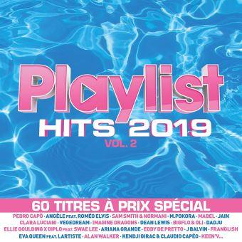 Playlist Hits 2019 Volume 2 Coffret