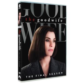 The Good WifeThe Good Wife Season 7 (Final Season)  -  6 Dvd  -  Nl/Fr