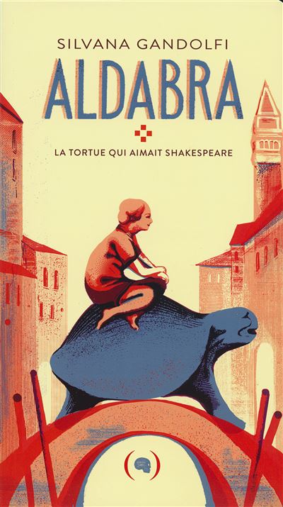 Aldabra, la tortue qui aimait Shakespeare