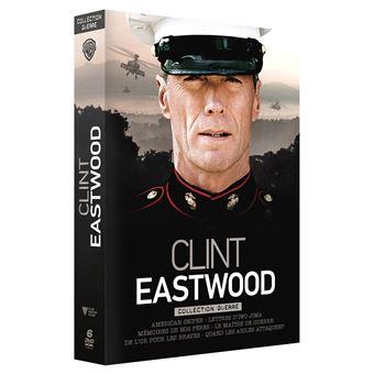 Coffret Eastwood Viva Guerre DVD