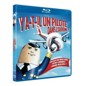 Y-a-t-il un pilote dans l'avion ? Blu-Ray