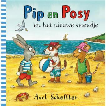 Pip En PosyPip en Posy en het nieuwe vriendje